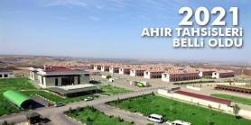 2021 yılı Diyarbakır Hipodromu yarış sezonu ahır tahsisleri belli oldu