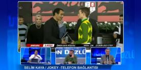 24 Ekim Pazar günü jokey Selim Kaya TAY TV'ye telefonla bağlandı. Gelecekteki yeni yaşantısı anlattı.