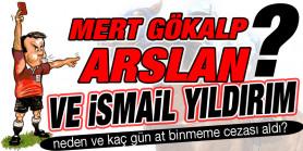 Mert Gökalp Arslan neden 20 gün at binmeme cezası aldı? İsmail Yıldırım 7 gün ceza aldı.