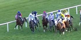Atlar son 300'de akordiyon oldu. Koşuya Komiserler Kurulu RE'SEN inceleme başlattı.